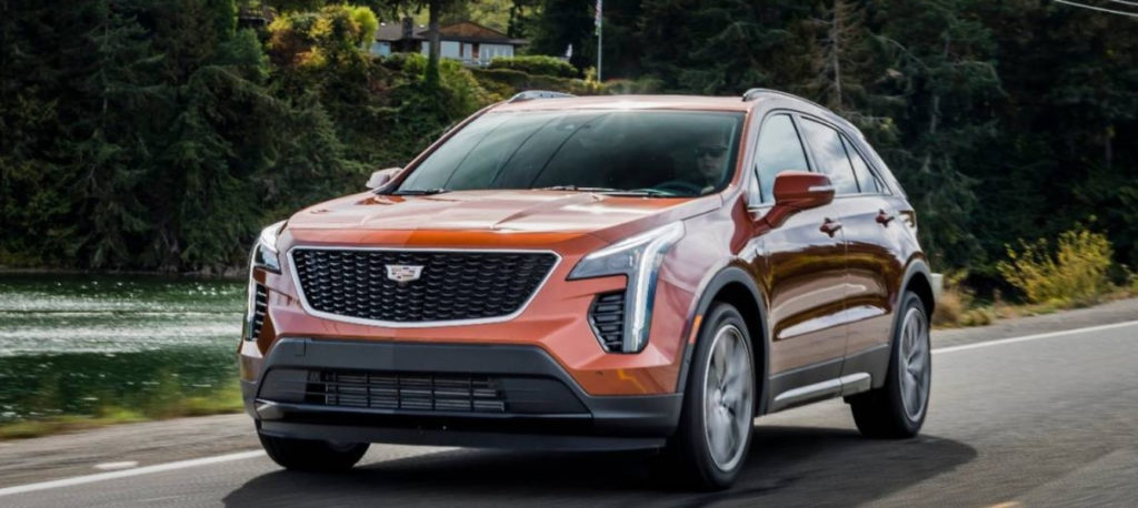 2021 Cadillac XT5 Redesign Release Date Price