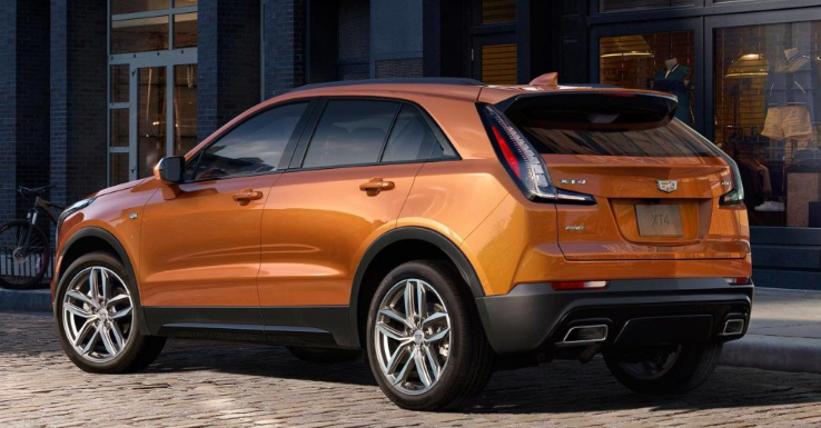 2021 Cadillac XT5 Colors Release Date Changes Interior