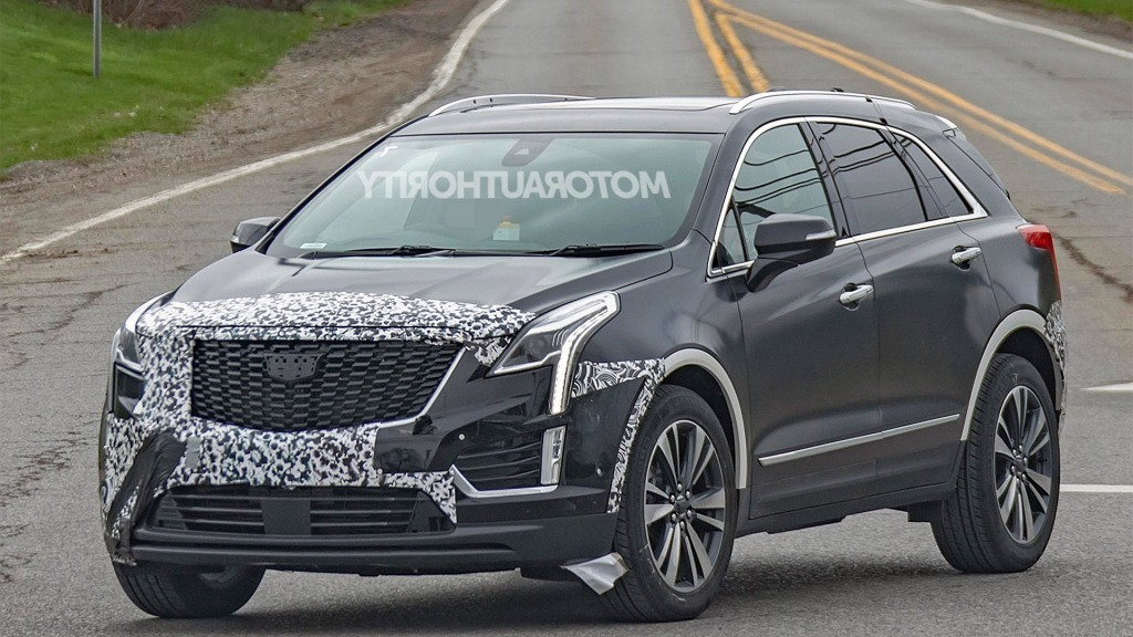 2021 Cadillac XT5 Price Top Newest SUV