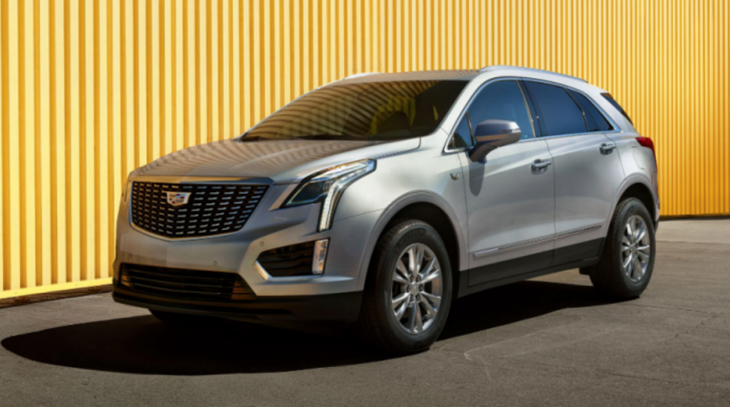 Release Date 2021 Cadillac XT5 Otomotif Review