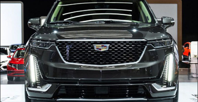 2021 Cadillac Xt5 Interior Redesign Crossover News Colors