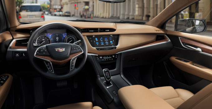 2019 Cadillac XT5 Reviews Research XT5 Prices Specs