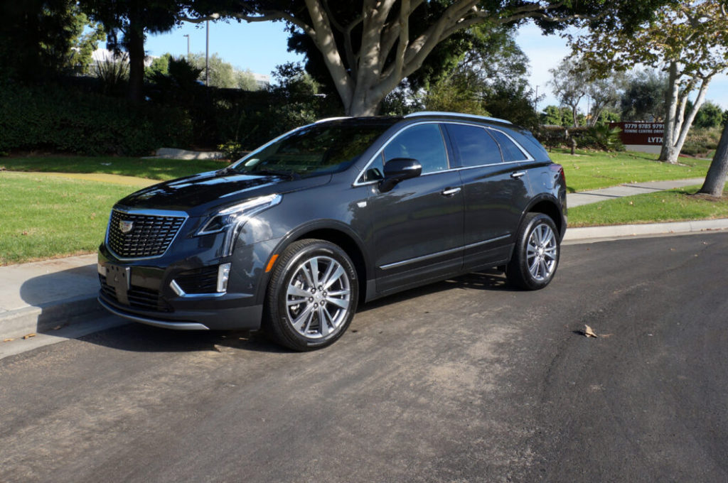 2020 Cadillac XT5 Premium Luxury Review More Tech And