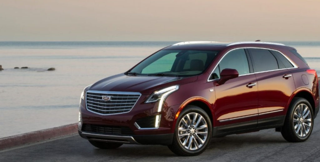 2021 Cadillac XT5 Redesign Price Dimensions 2020GMCar