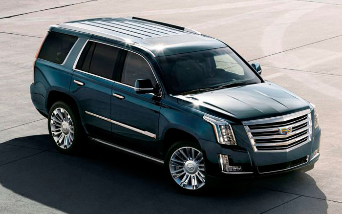 2020 Cadillac Escalade Price Release Date And Redesign