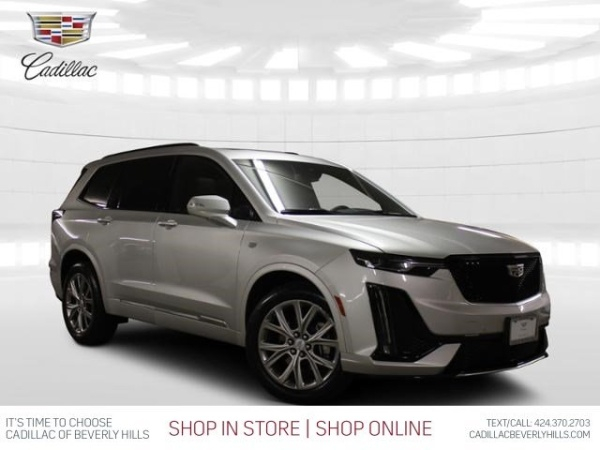 2020 Cadillac XT6 Sport AWD For Sale In Beverly Hills CA