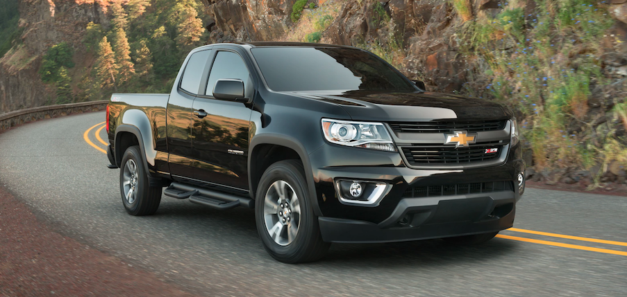 2018 Chevrolet Colorado Near Aiken North Augusta