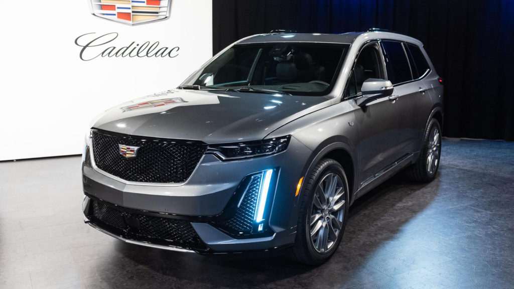 Surprise GM CEO Says Cadillac XT6 Will Have SuperCruise