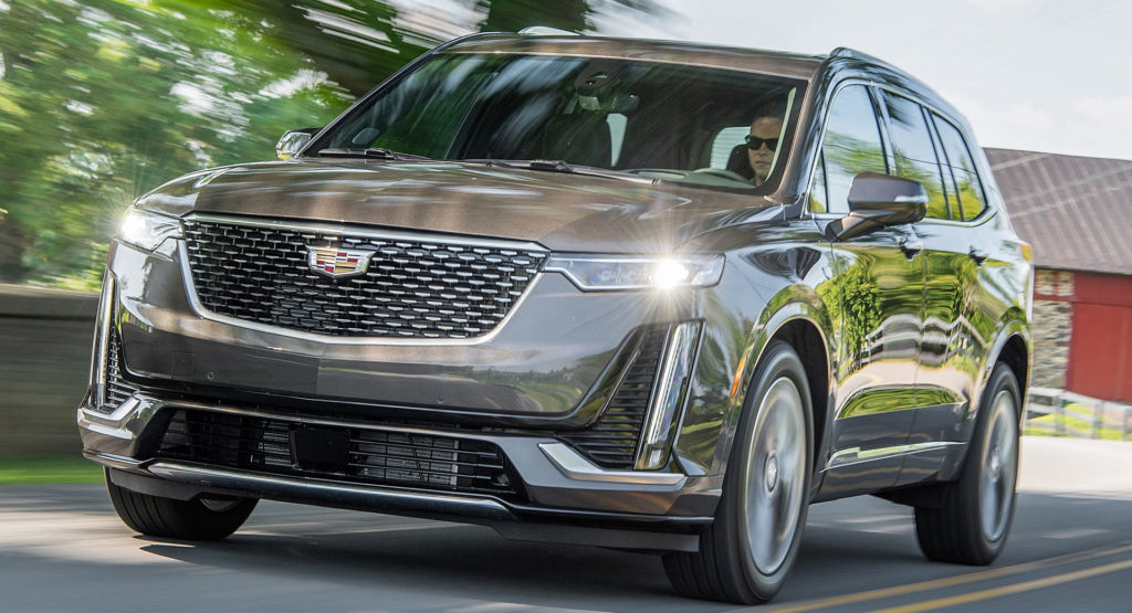 2021 Cadillac XT6 Gains New Entry Level Trim And Four