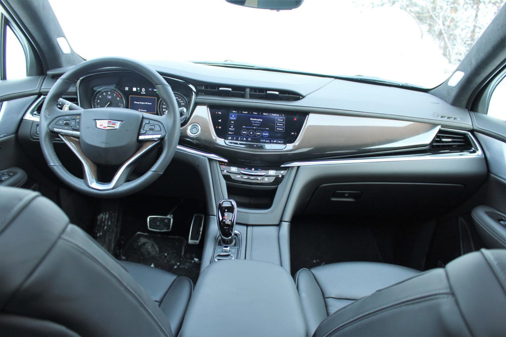 2021 Cadillac XT6 Gets New Base Trim Level And Engine