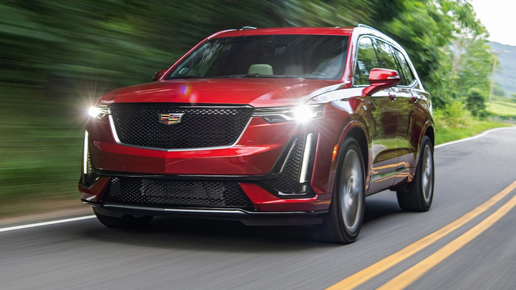 2020 Cadillac XT6 First Drive Review Out Escalading