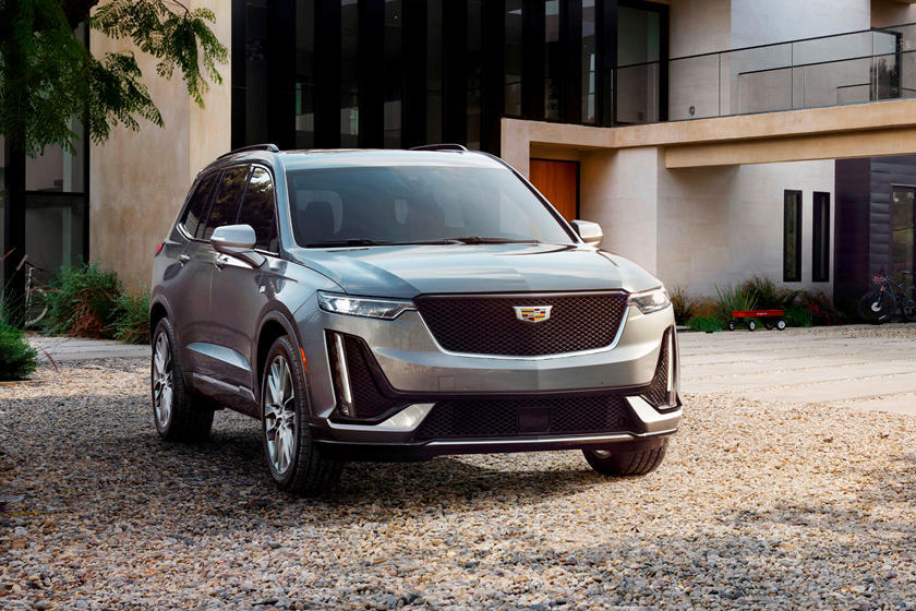 2020 Cadillac XT6 More Expensive Than Lincoln Aviator