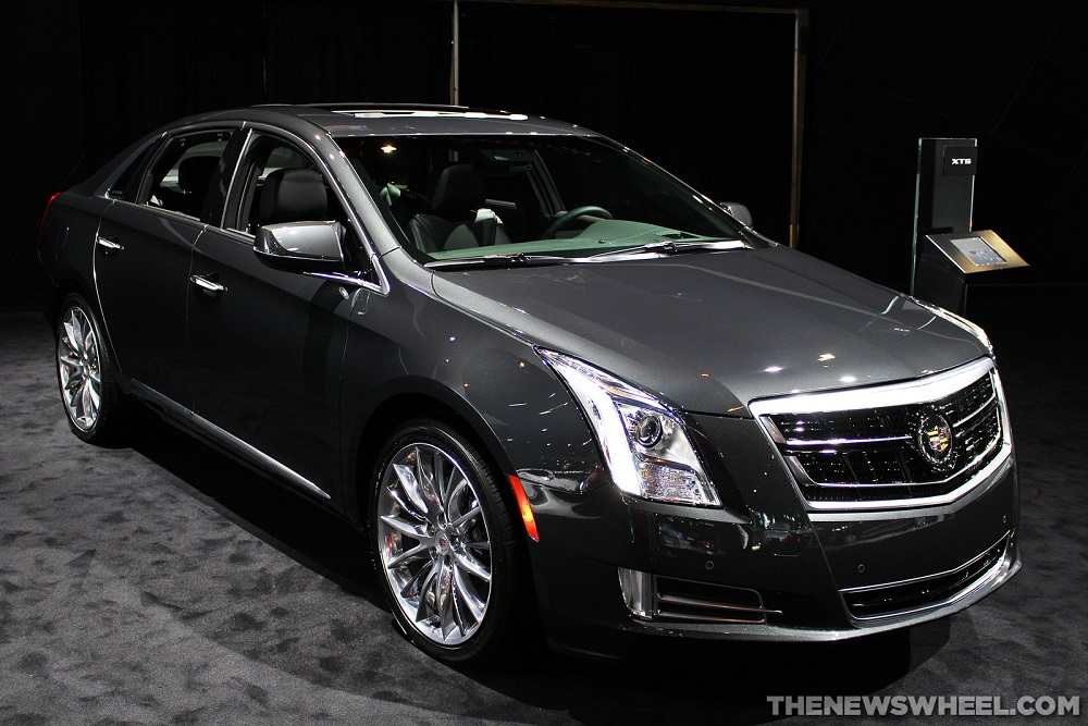 2017 cadillac xts gray The News Wheel