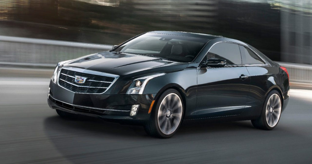 What To Expect From The Future 2020 Cadillac ATS CarsAutov