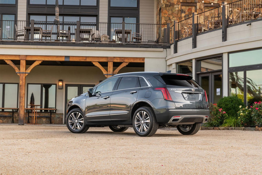 First Look 2020 Cadillac XT5 TheDetroitBureau