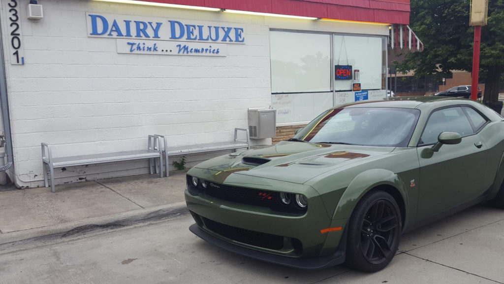 Road Test Review 2019 Dodge Challenger R T Scat Pack