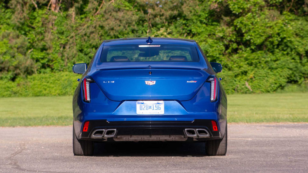 2020 Cadillac CT4 V First Drive Review Please Go Back To