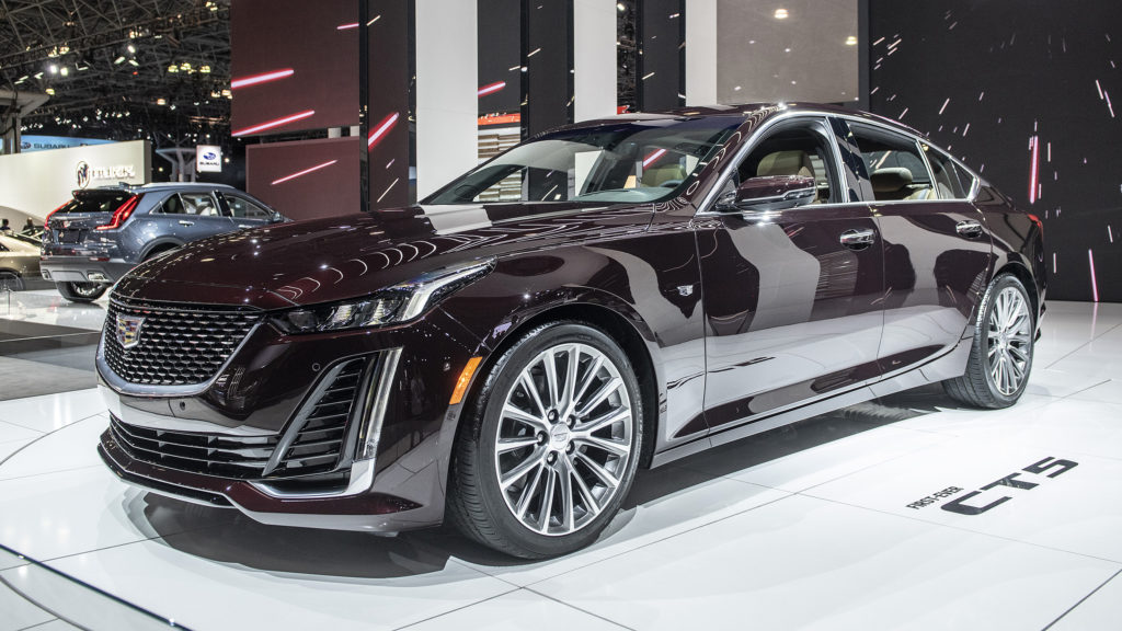 2020 Cadillac CT5 Sedan Pricing Revealed Aiming For The