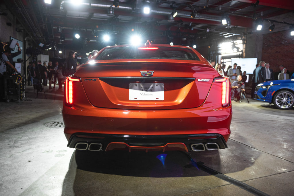 The 2020 Cadillac CT5 V Is Here With 355 HP but A Mightier