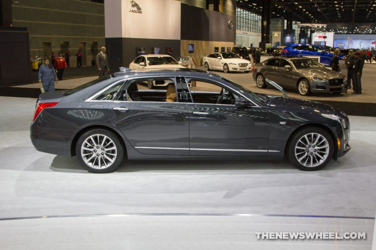 2017 Cadillac CT6 Overview The News Wheel