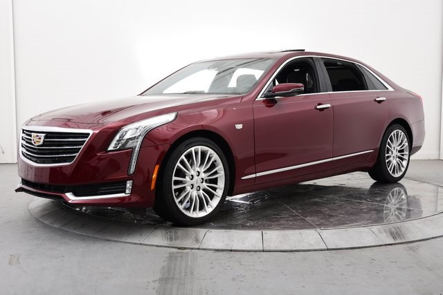 2016 CT6 Review Compare CT6 Prices Features Crest