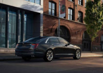 2019 Cadillac CT6 V Sport Adds Power And Introduces