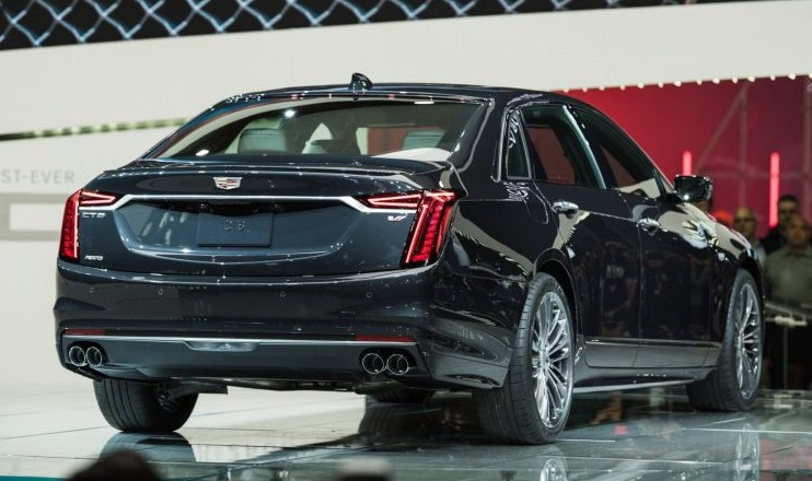 2020 Cadillac CT6 V Sports Release Date Interior Colors