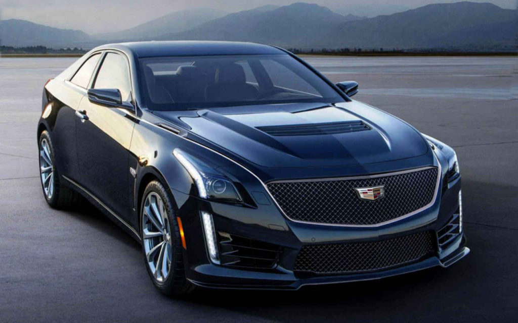 2018 Cadillac Cts News Reviews Msrp Ratings With