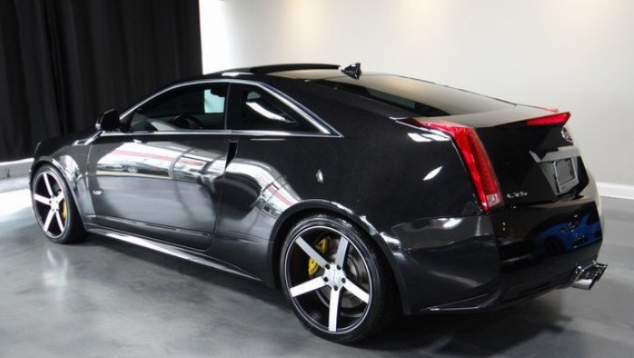 2020 Cadillac CTS V Coupe Engine Price Specs Interior