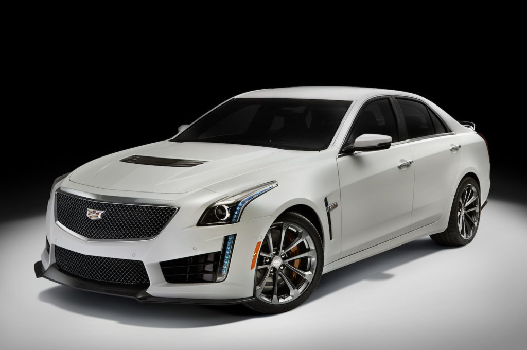 2016 Cadillac CTS V Reviews Research CTS V Prices