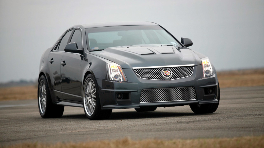 Hennessey s Cadillac CTS V Ready For Prime Time w video