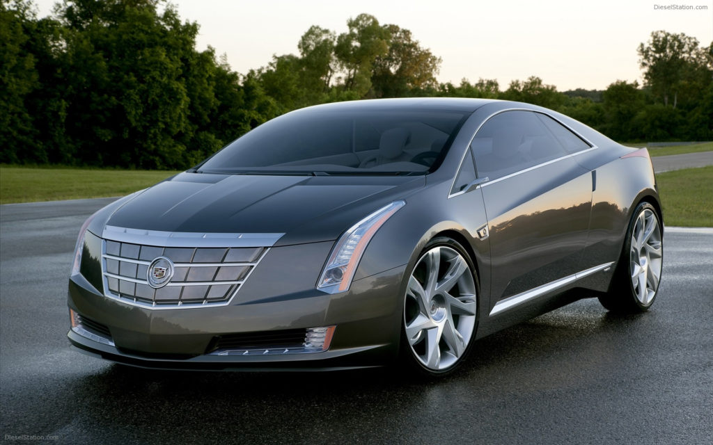 Cadillac ELR 2012 Widescreen Exotic Car Wallpapers 02 Of