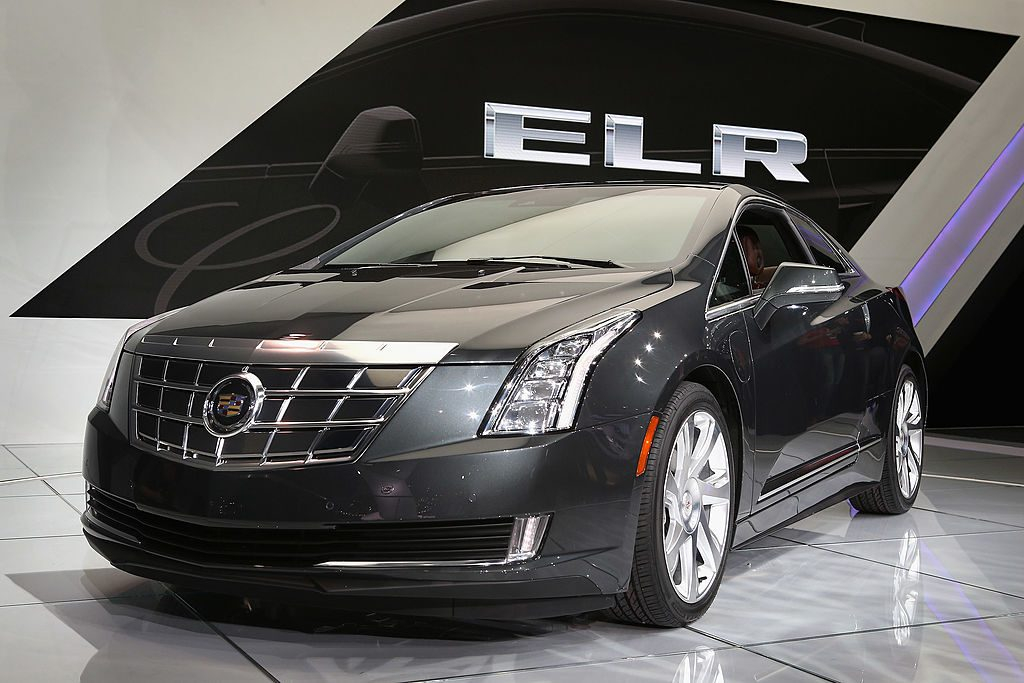 The ELR Is The Worst Cadillac Vehicle You Should Never Buy
