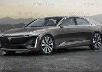 Cadillac Celestiq Luxury EV Sedan Previewed In Exclusive