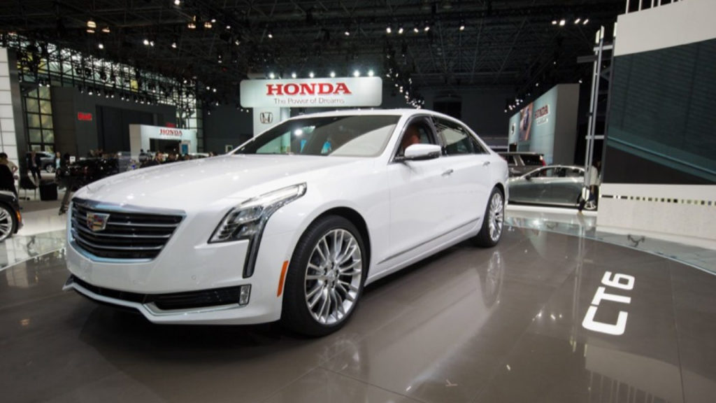 2022 Cadillac Ct6 Pictures Cargo Space Curb Weight