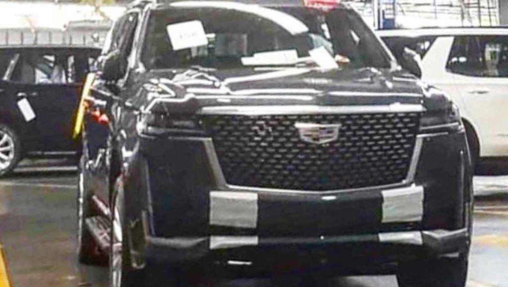 All New 2021 Cadillac Escalade To Be Revealed February 4 2020