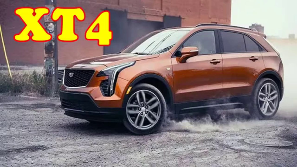2020 Cadillac Xt4 Release Date Cadillac XT4 Changes