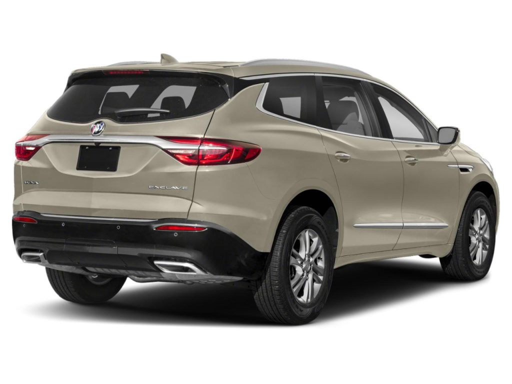 New 2022 Buick Enclave Avenir Test Drive Lease Deals