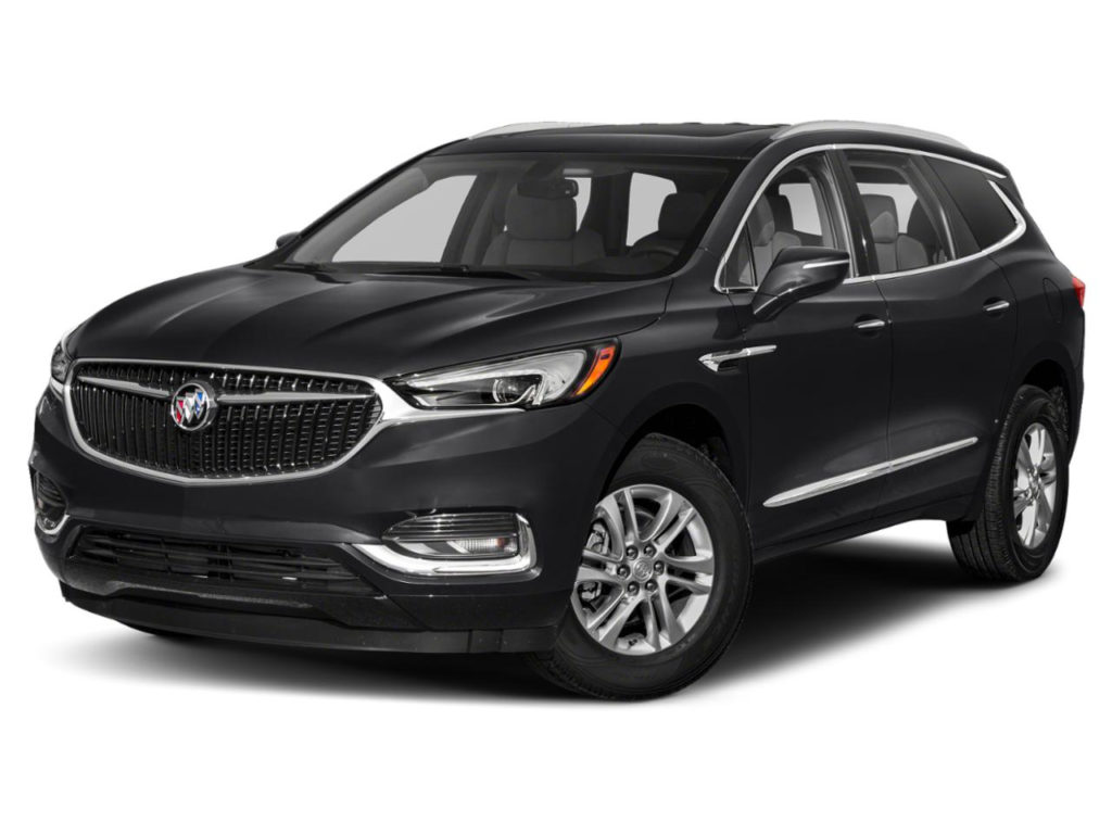 New 2021 Buick Enclave Avenir Test Drive Lease Deals