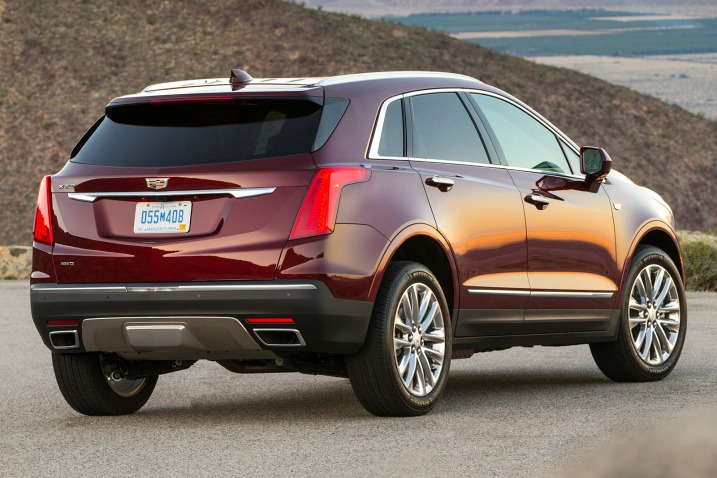 2017 Cadillac XT5 Release Date And Specs Paul Sadlon