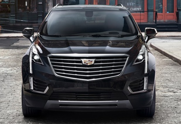2017 Cadillac XT5 Price Specs Engine Interior Exterior