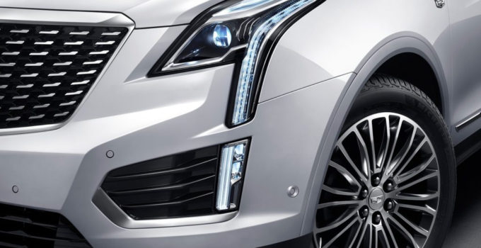 Restyled 2020 Cadillac XT5 Debuts In China The Torque Report
