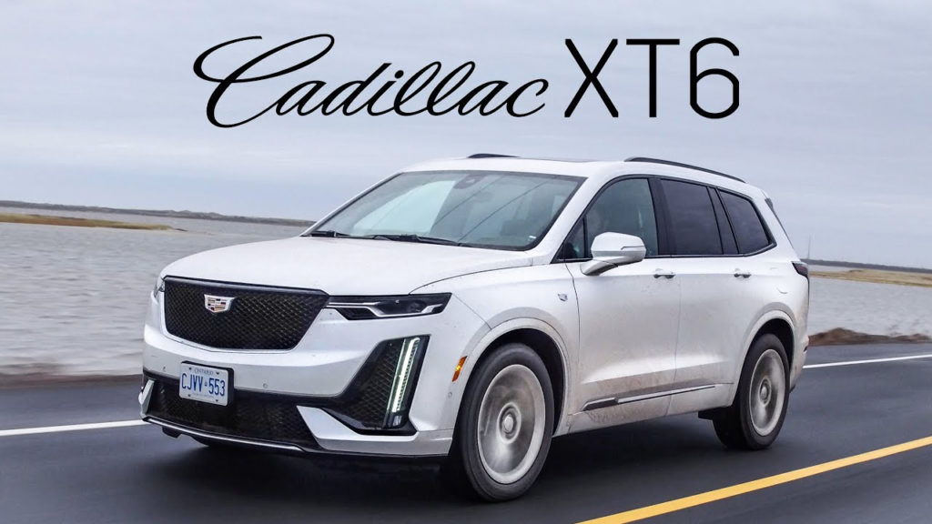 The Cadillac XT6 Is Better Value Than The Escalade YouTube