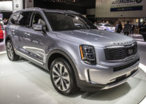 VWVortex 2020 Kia Telluride 3 row Crossover Moves