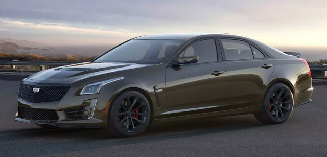 2019 Cadillac ATS V Price Release Date And Engine NEW