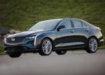 2020 Cadillac CT4 Review Trims Specs Price New
