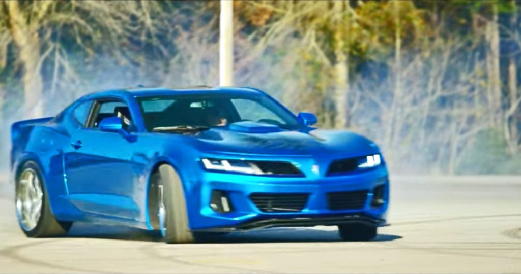 Watch Honoring The Legend Of The Pontiac Trans Am Super