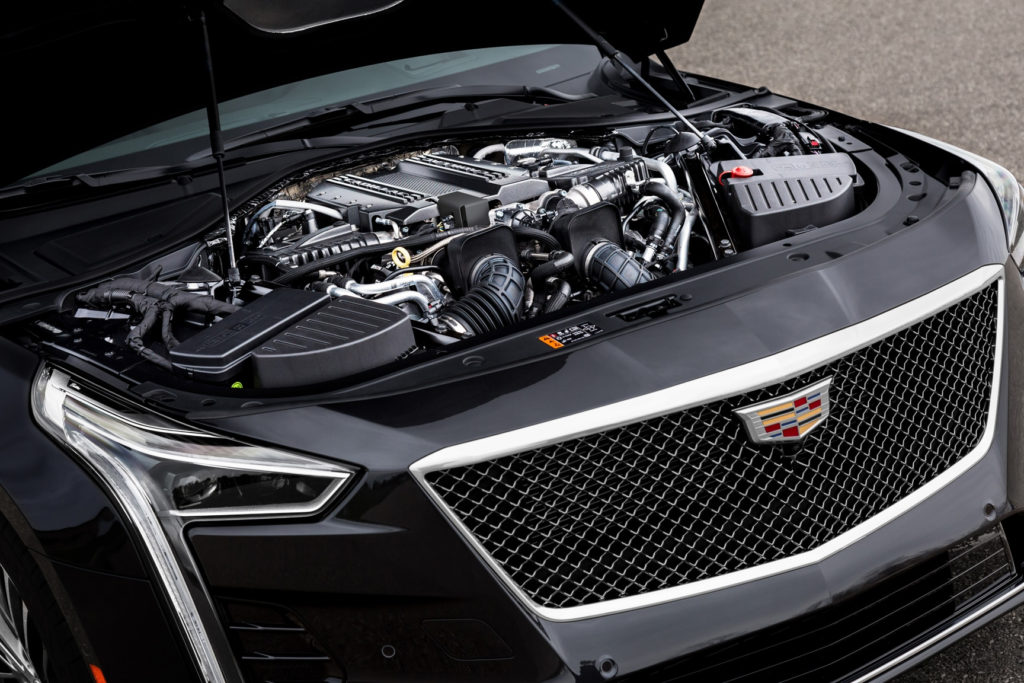 2019 Cadillac CT6 V First Drive Review Positively Sublime