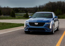 2020 Cadillac CT4 V Review Trims Specs Price New