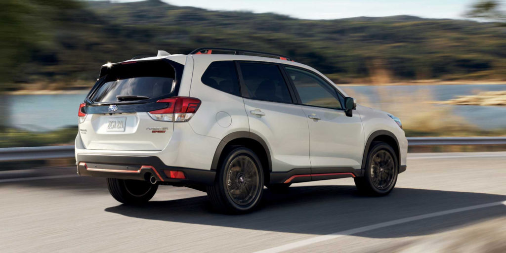 2019 Subaru Forester Vehicles On Display Chicago